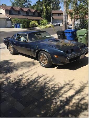1981 Pontiac Trans Am 1