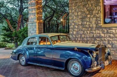1959 Rolls Royce Silver Cloud
