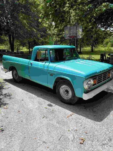 1966 Dodge 200