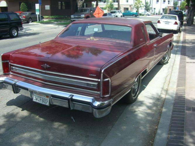 1979 Lincoln Town Car 8