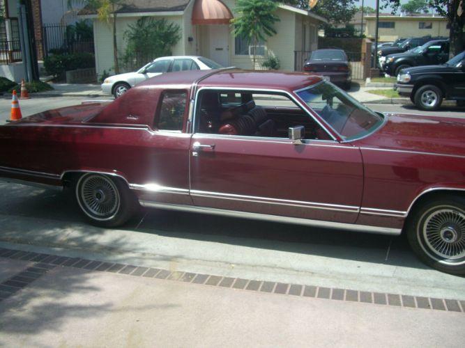 1979 Lincoln Town Car 9