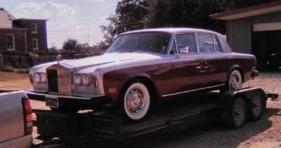 1979 Rolls Royce Sedan
