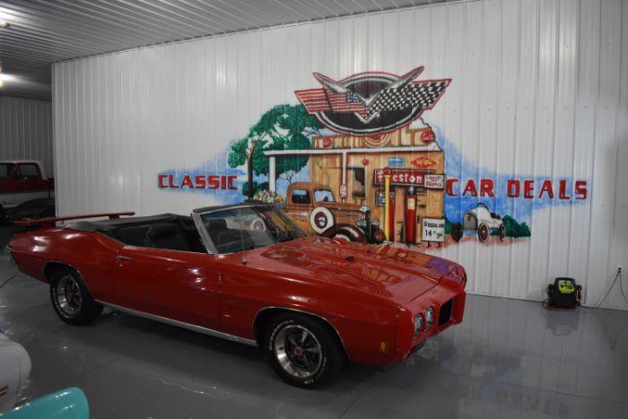 1970 Pontiac GTO Convertbile
