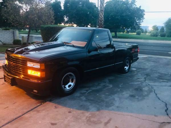 1992 Chevrolet Silverado 1500 454SS