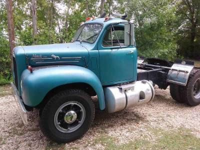 1959 Mack B61