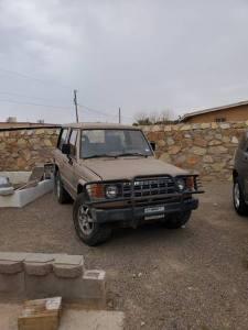 1987 Mitsubishi Montero