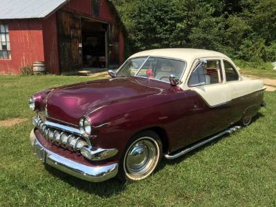 1950 Ford Business Coupe