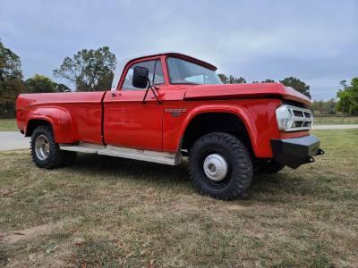 1969 Dodge W300