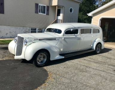 1939 Packard Henny 1701 A