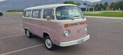 1974 Volkswagen Transporter
