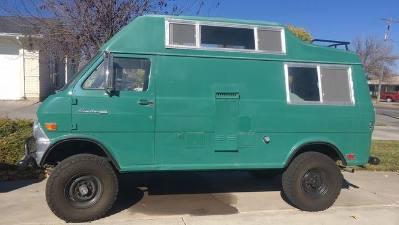 1969 Ford Econoline 300