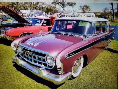 1957 AMC Rambler Customs 6