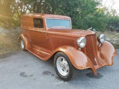 1934 Dodge Sedan Delivery