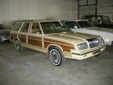 1985 Chrysler LaBaron Town&Country Wagon