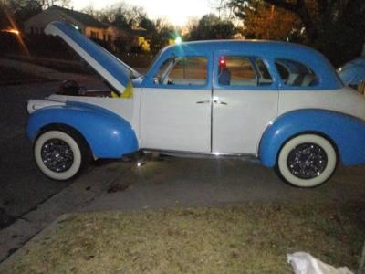 1940 Chevrolet Deluxe Special