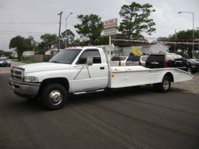 1996 Dodge Ram 3500 Car Hauler