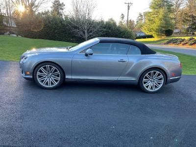 2014 Bentley GTC