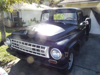 1965 International Harvester B150