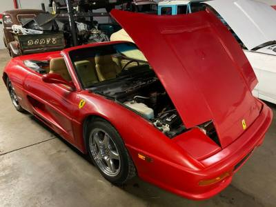 1980 Ferrari 355