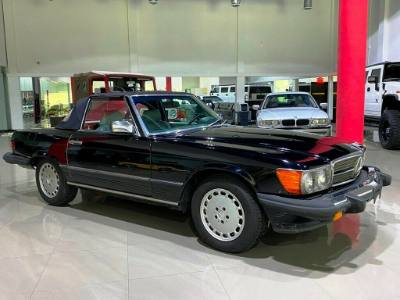 1987 Mercedes Benz 500SL