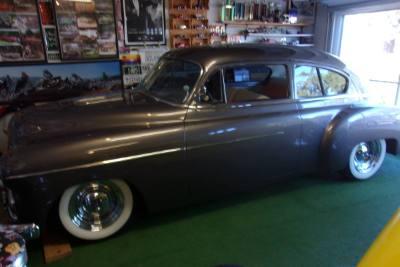 1951 Chevrolet Custom