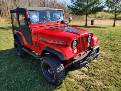 1975 AMC Jeep CJ5