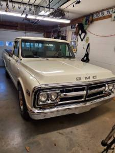 1970 GMC Custom 1500