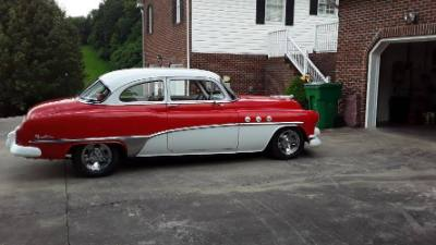 1951 Buick Special