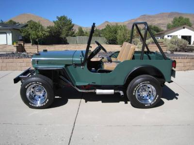 1963 Willys Jeep DJ3
