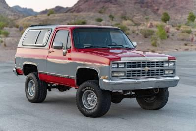 1989 Chevrolet Blazer K5