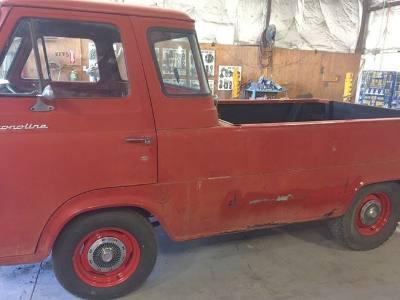1966 Ford Econoline E100 Pickup