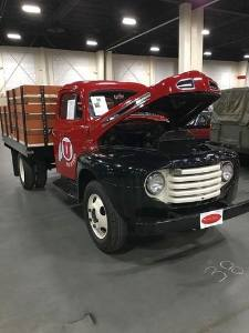 1950 Ford F4