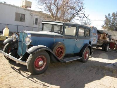 1932 Nash 960