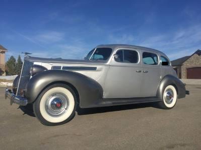 1938 Packard 8 Model 1601