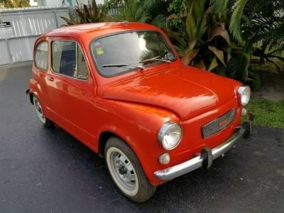 1979 Fiat 600 S