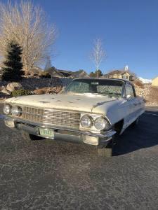 1962 Cadillac Fleetwood Brougham