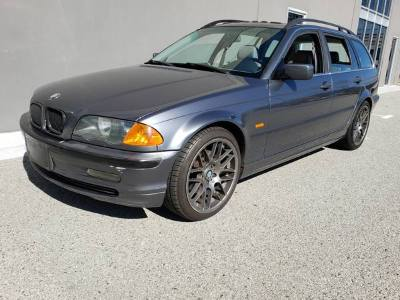 2001 BMW 325it Touring Wagon
