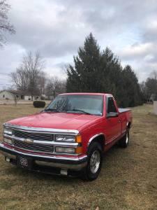 1995 Chevrolet Pickup