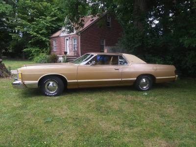 1977 Mercury Grand Marquis