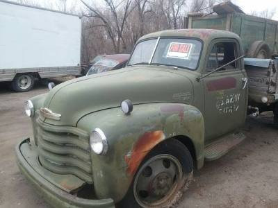 1951 Chevrolet Army Truck