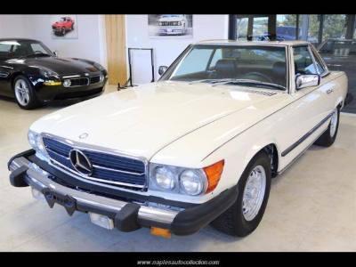 1981 Mercedes Benz 380S