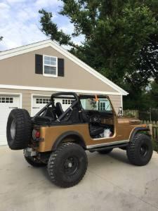 1982 Jeep CJ7 Jamboree
