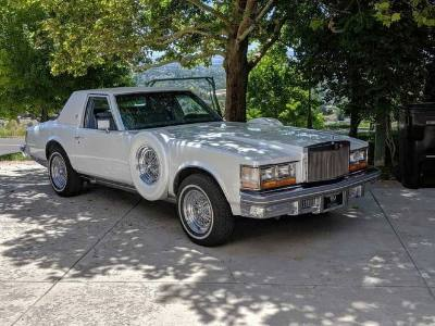 1978 Cadillac SeVille SLS
