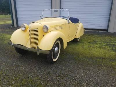 1940 Bantam Roadster Series 60