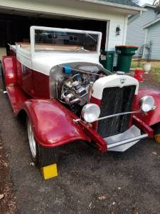 1930 REO Speedwagon