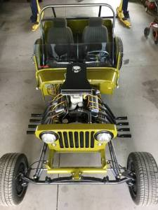 1946 Willys Jeep Hot Rod