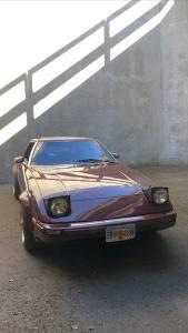 1982 Mazda RX7 GS
