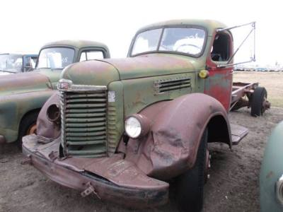 1946 International KB7