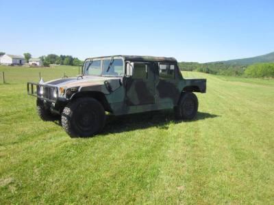 1987 Hummer H1
