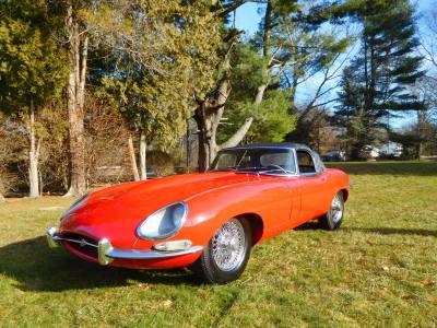 1967 Jaguar Series I XKE Roadster